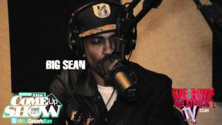 Big Sean Freestyle @ The Come Up Show