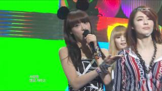 getlinkyoutube.com-After School - DIVA, 애프터 스쿨 - 디바, Music Core 20100220