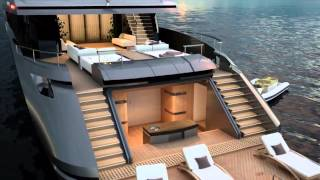 getlinkyoutube.com-Motor Yacht Project M50 by Hot Lab for Mondo Marine