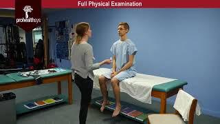30 min Full Physical Exam Flow