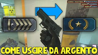 getlinkyoutube.com-Come USCIRE da ARGENTO - CS:GO ITA