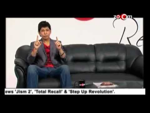 The zoOm Review Show - Jism 2, Total Recall & Step Up Revolution online movie review