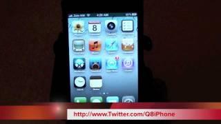 استعراض للنظام الجديد لأجهزة أبل iOS5