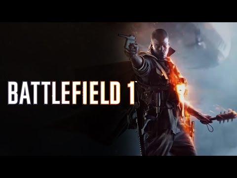 تجربة ولعبة باتلفيلد الجديدة |  Battlefield 1