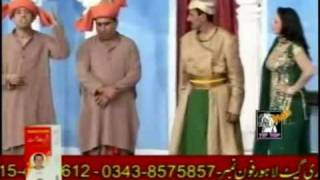 getlinkyoutube.com-zafri Khan & Nasir Chinyoti as Darbari With Iftikhar thakur 0092 344 6130 700