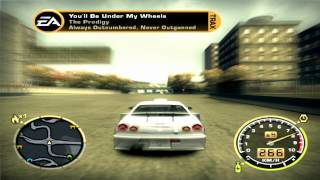 Need For Speed Most Wanted - 419/418 KM/H - Nissan Skyline R34 GT-R