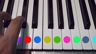 getlinkyoutube.com-Como Tocar El Piano / Fàcil y Ràpido / Para Principiantes