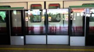 getlinkyoutube.com-SMRT Siemens C651 At Aljunied (Eastbound)