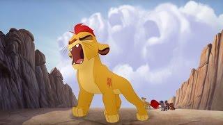 getlinkyoutube.com-Kion's Roar of the Elders - Lions of the Outlands | Lion Guard HD Clip