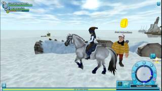 getlinkyoutube.com-Seal Adoption at Star Stable - Iceberg at Forgotten Fields #StarFam