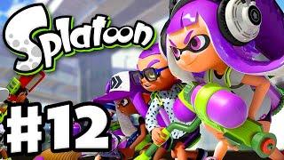 getlinkyoutube.com-Splatoon - Gameplay Walkthrough Part 12 - Ranked Battle! (Nintendo Wii U)