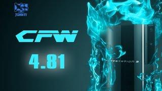 getlinkyoutube.com-CFW 4.81 Ferrox + Sen enabler 6.0.3 + Multiman