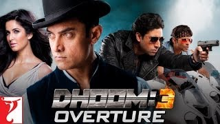 getlinkyoutube.com-Dhoom:3 - Overture Instrumental