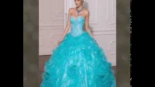 getlinkyoutube.com-9 Ball Gown Prom Dresses Make You the Prom Queen