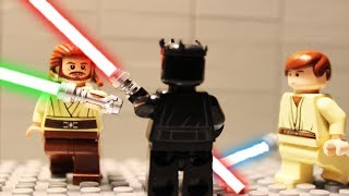 getlinkyoutube.com-LEGO Star Wars:Duel of the Fates