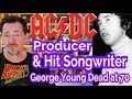 ACDC Producer and Music Pioneer George Young Dead at 70