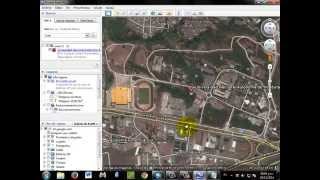 getlinkyoutube.com-ArcGIS - 13 - Georreferenciar Imagen desde Google Earth