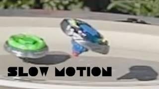 getlinkyoutube.com-BeyBlade Fighting -  Battling in SLOW MOTION-  DAMMIT!