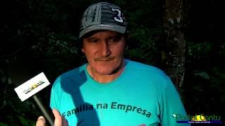 getlinkyoutube.com-Corpo é encontrado em rio no interior de Guaraniaçu, Pr.