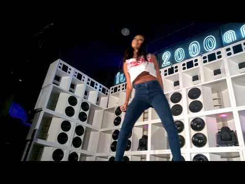 MC Pocahontas - Eu Sento Rebolando / Casa Dos Machos - DVD Furacão 2000 Funk De Verdade