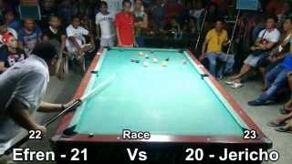 "getlinkyoutube.com-Efren ""Bata"" Reyes Vs Jericho Banares (Cainta,Rizal) Part 6"