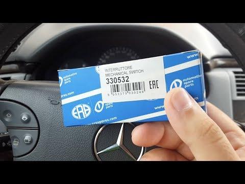 ОШИБКИ BAS ESP ABS Mercedes W210 2.7 CDI