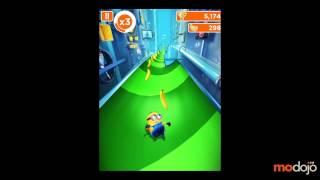 getlinkyoutube.com-Despicable Me: Minion Rush Level 1 (iPhone/iPad)