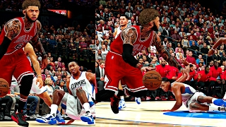 getlinkyoutube.com-HOF ANKLE BREAKER BADGE IS OP! CAM KEEPS SNATCHING BROKE BOY ANKLES! - NBA 2K17 MyCAREER S2