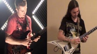 Canon Rock 2013 - Cole Rolland Ft. Eric Calderone [Guitar Remix]