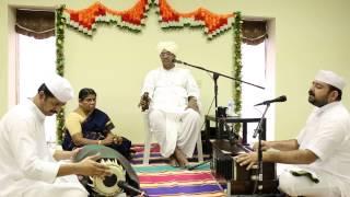 Part -6 Triad Hindu Temple Marathi Abhang Bhajan by Shri Tukaram Ganapathi Maharaj.June 8th 2014
