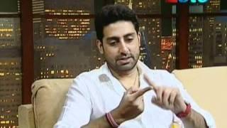 getlinkyoutube.com-Komal Nahta with Abhishek Bachchan