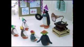 Pingu Visits Kindergarten- Pingu Official Channel