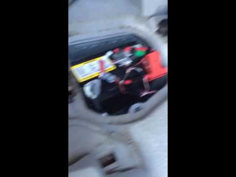 2008 GMC Acadia Battery Replacement