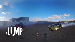 GoPro VR: Drifting Jump