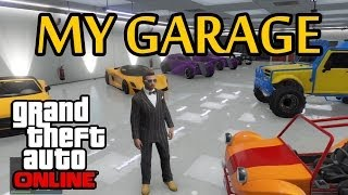 getlinkyoutube.com-★ GTA 5 - My Garage & Getting Revenge on a Bully! Live Commentary!