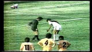 Danubio 2 Cobreloa 0 - Libertadores 1989 - Ruben Da Silva