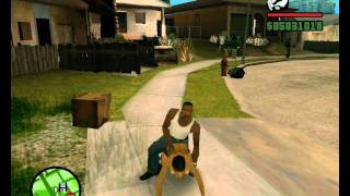 getlinkyoutube.com-GTA San Andreas Cleo Mod
