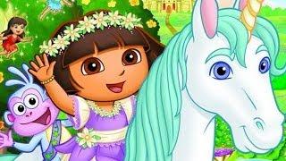 Dora the Explorer - Best of Dora Full Episodes - English Dora Games Movie