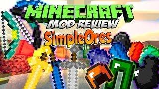 getlinkyoutube.com-SIMPLEORES MOD | El mejor mod de armas y armaduras de Minecraft | REVIEW ESPAÑOL