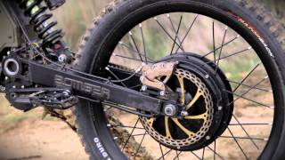 getlinkyoutube.com-Review: Stealth Bomber electric bike packs a serious punch