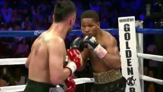 Shawn Porter Vs. Paulie Malignaggi Fight Replay