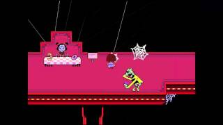 getlinkyoutube.com-UNDERTALE - Paying for Cool Leg and a Spider Donut