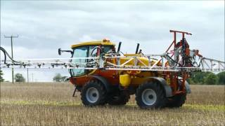 The new Kellands Agribuggy A280 in action