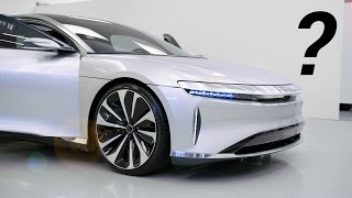 Inside Lucid Air: The Future of Luxury? width=
