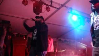 Wale & Bun B - Mirrors (Live)