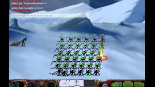 getlinkyoutube.com-Stick Empires Crawler War!!!