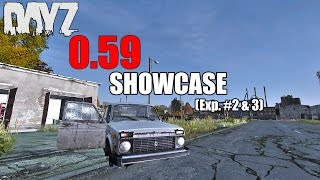 getlinkyoutube.com-DayZ Standalone: 0.59 Showcase; New Vehicles, Auto Parts & More! (0.59 Exp. Update #2 & 3)
