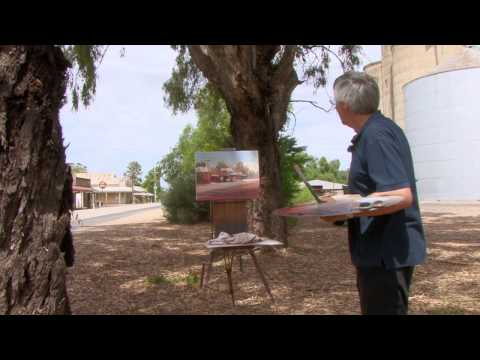 APV Masterclass: Oil Townscape with Ross Paterson