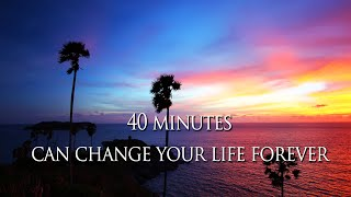 getlinkyoutube.com-Louise Hay - 40 mins everyday to CHANGE your life FOREVER - guided meditation