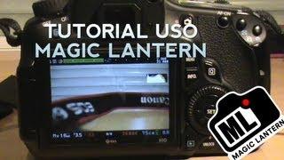 getlinkyoutube.com-Tutorial uso Magic Lantern | Punto por punto